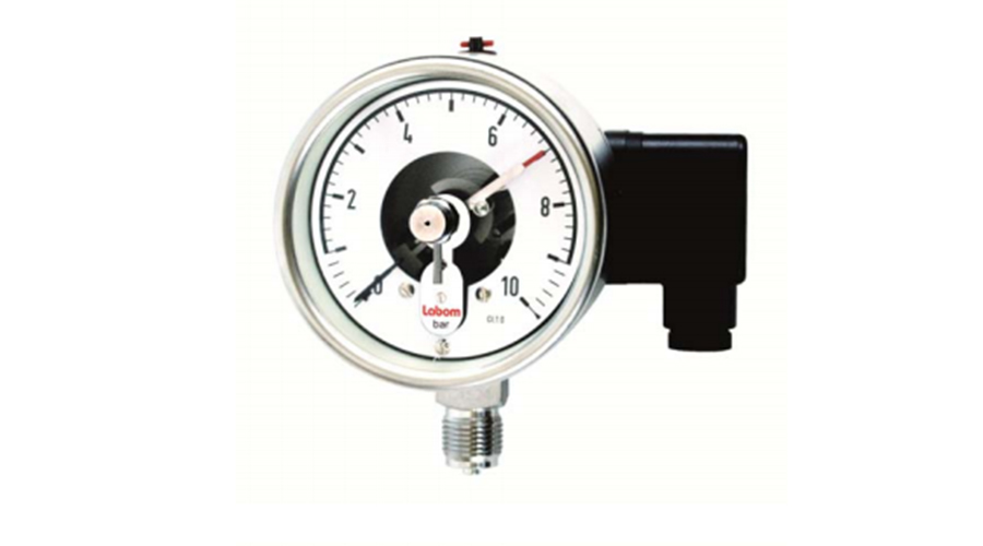 BN4200 Pressure Gauge with Switch | Tradinco Instruments