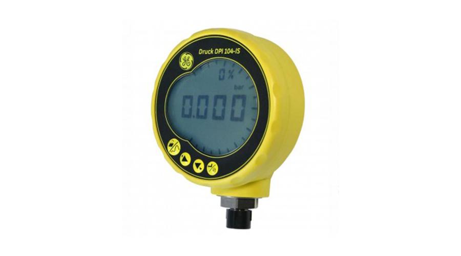 DPI 104 IS Digital Pressure Indicator | Tradinco Instruments