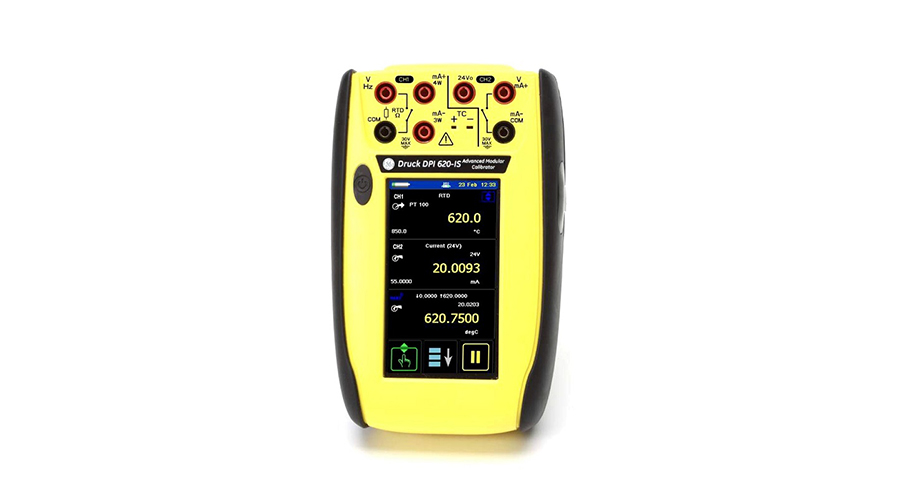 DPI 620 IS Multi Function Electrical Calibrator | Tradinco Instruments