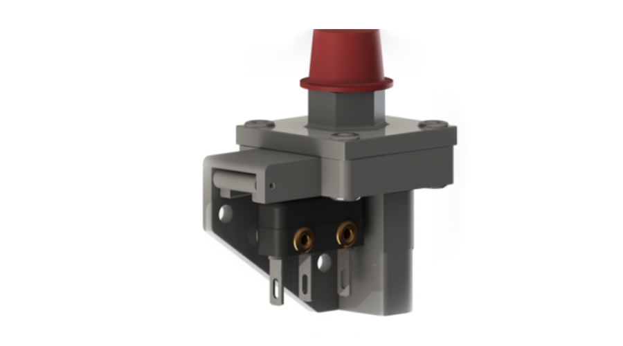 MPL 800 Pressure Switch | High Pressure Range | Tradinco Instruments