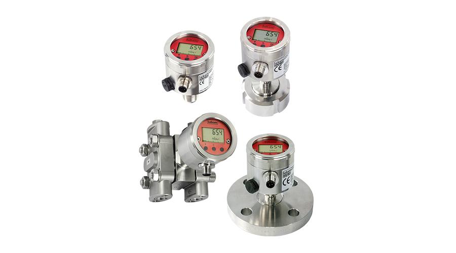 Labom PASCAL CV3 Digitale Druksensor | Tradinco Instruments