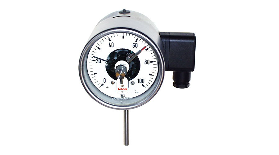 gas expansie thermometer 1