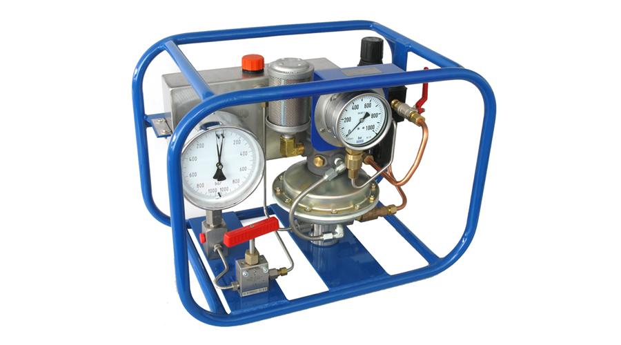 Hydraulische Pomp | Druk kalibratie | Tradinco Instruments