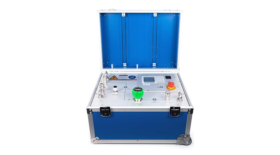 MK6 Leak Tightness Tester Case | Tradinco Instruments
