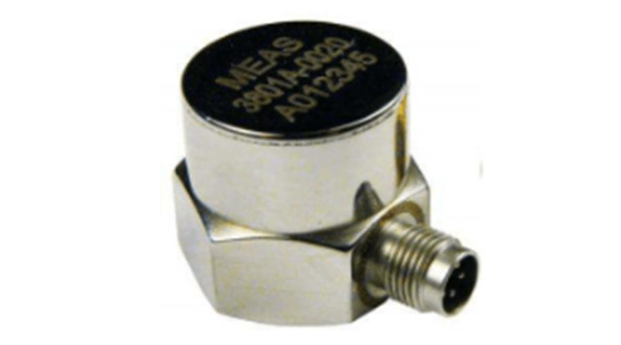 Model 3801 Uniaxiale Trillingsenor   Tradinco Instruments