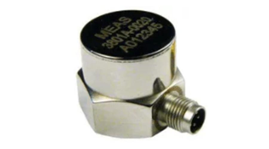 model 3801 uni-axiale versnellingsmeter